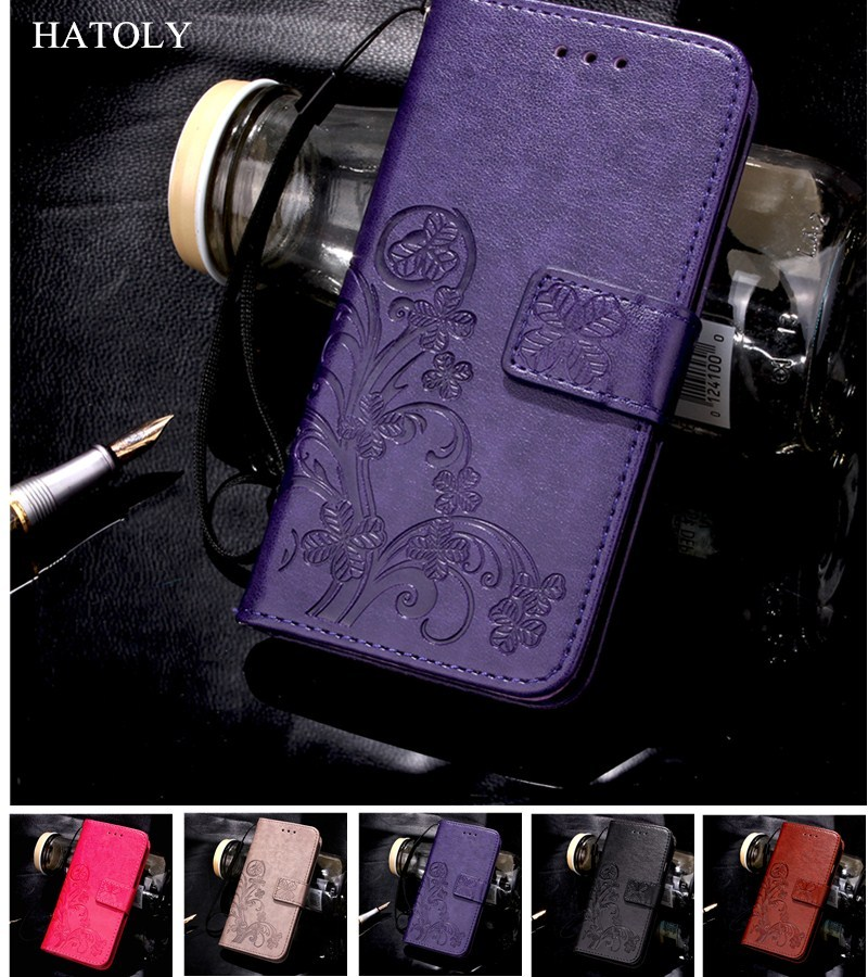 HATOLY For Case Sony Xperia X Performance Cover Flip PU Leather & TPU Case For Sony Xperia X Performance Case Sony X Performance