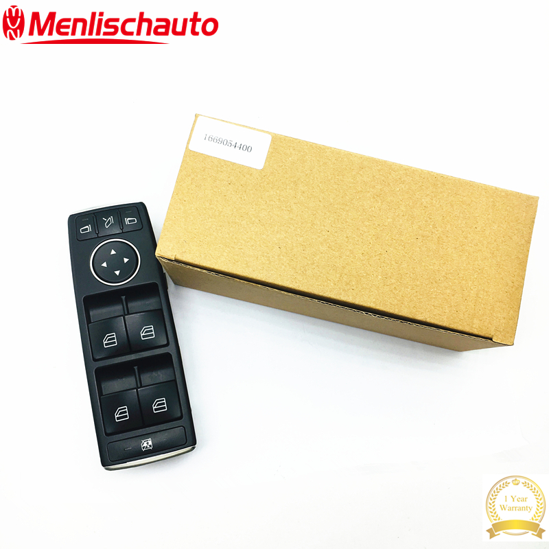 News Power Window Switch 1669054400 2049055302 For ben z ML350 ML500 ML63 G500 G550 G55 in Car Switches Relays from Automobiles Motorcycles