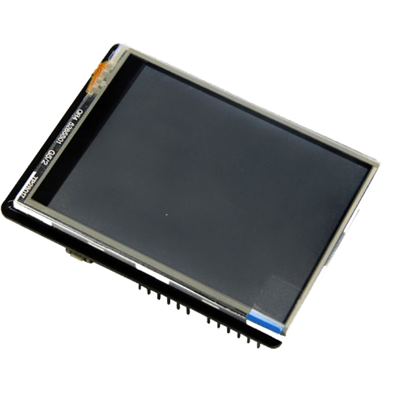 цена на Big Sales 2.8 TFT Color LCD Touch Screen Panel Module Shield V2.0 for Arduino Display Expansion Board Sketch Pad