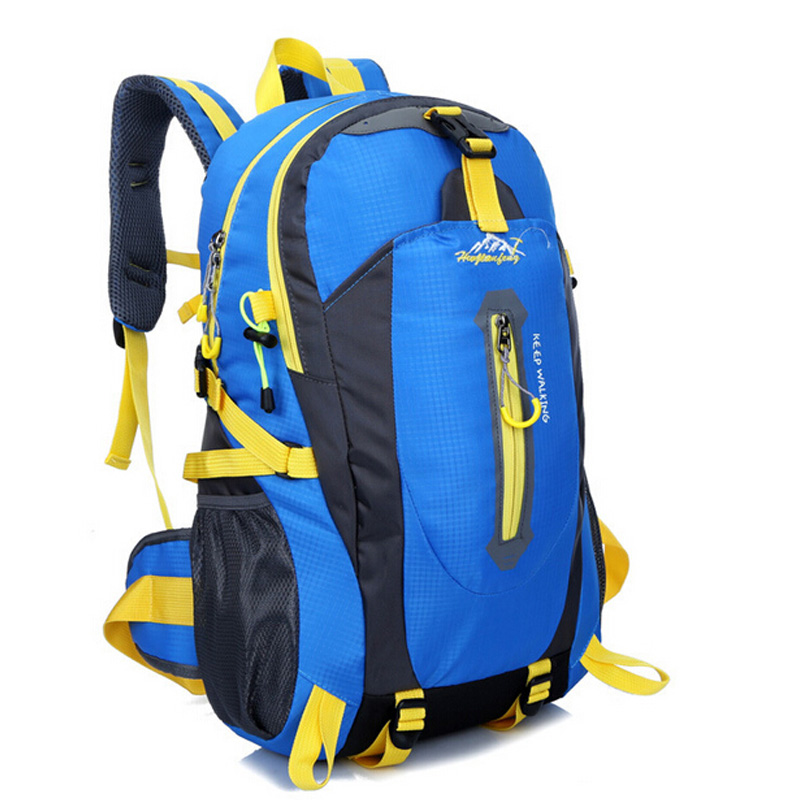 Motorcycle Cycling Backpack Bag With 40L Waterproof Ultralight Outdoor Bike Backpacks For Travel Mountaineering Bags outdoor mountaineering bags cycling backpack shoulder bag men and women student trekking travel bag camping equipment 40l