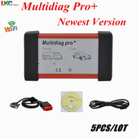 5pcs Lot New Arrival Single Board Multidiag Pro TCS CDP 2015R3 Keygen For Car Truck Multidiag