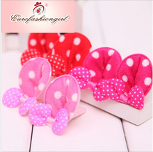 New Arrival Xmas dress up hair accessory for baby gilrs  lovely holiday gifts children cartoon imagine clips 30pcs/lot