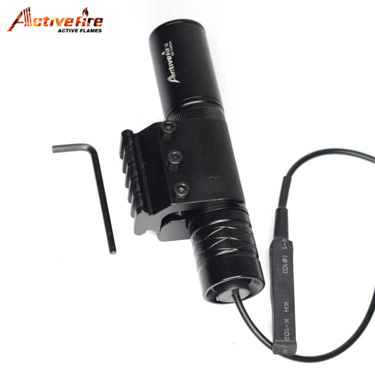 Infrared Flashlight Portable Use Infrared Torch Line control switch night vision Flashlight IR 5W 850NM LED Adjustable Zoomable
