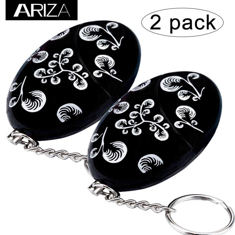 Amazon top supplier 2 pack Personal Alarm Keychain for women girls elderly Self Defense rebekka bakken rebekka bakken most personal 2 lp