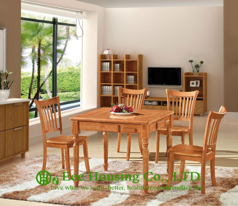 C-008  Luxurious Solid Dining Chair,Solid Wood Dinning Table Furniture With Chairs/Home Furniture