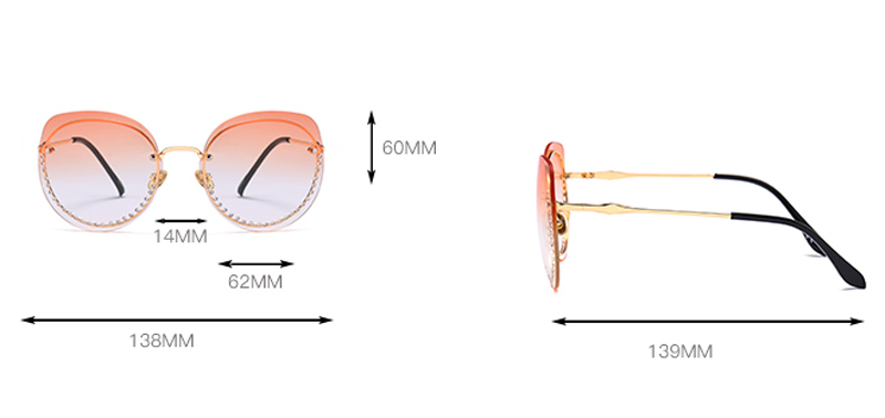 cat eye sunglasses 7146 details (1)