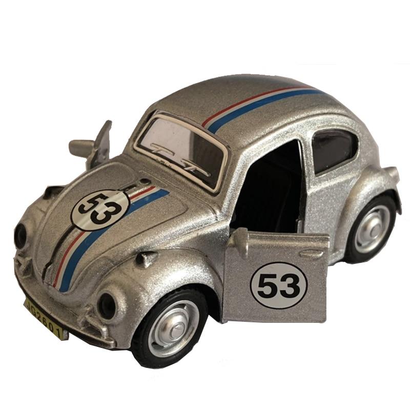 Herbie Volkswagen Beetle 53 Model Toy Car 17
