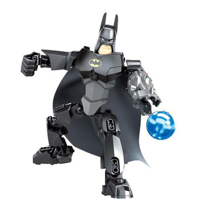 Marvel Avengers Infinity War DC Super hero Spiderman Batman building blocks Action Movie Figures toys in Blocks from Toys Hobbies