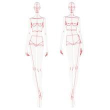 Moda projekt linijka projekt tkaniny rysowanie linii odzież odzieży prototyp linijka człowieka dynamiczny szablon do szkoły uczeń rysunek tanie tanio Fashion Design Ruler Z tworzywa sztucznego piece 0 2kg (0 44lb ) 30cm x 20cm x 5cm (11 81in x 7 87in x 1 97in)