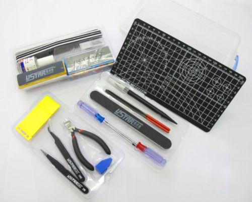 Tools : U-Star UA-90067 Model Suits Tool Setupgrade Version UA90067 for Gundam Tamiya Trumpete Model Making