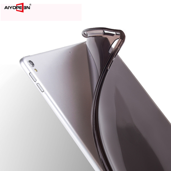 Case for ipad pro 10.5, Protective Shell Clear Transparent Case Soft Silicone Cover for iPad Air 3 10.5 2019 10.2 Air 1 2 case фото