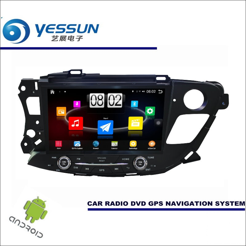 YESSUN Car Android Player Multimedia For Buick Envision 2014~2017 Radio Stereo GPS Nav Navi Map ( no CD DVD ) 10.1 HD Screen