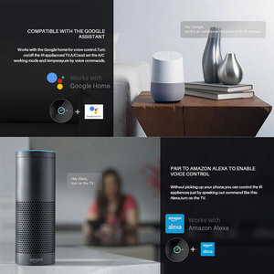 Image 2 - Orvibo Smart remote control Allone Pro Universal Control IR 433MHz Connected Work With Amazon Echo AlexaFor Smart Home utomation
