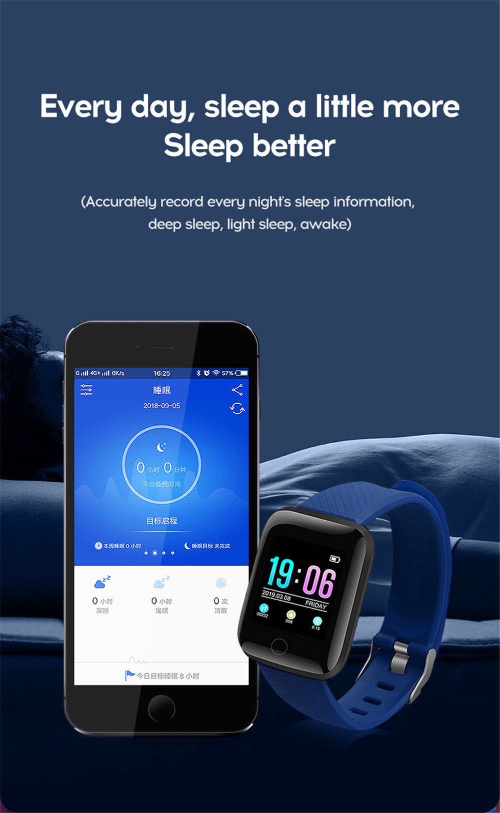 14-130435- Smart Watch Men Blood Pressure Waterproof Smartwatch Women Heart Rate Monitor Fitness Tracker Watch GPS Sport For Android IOS