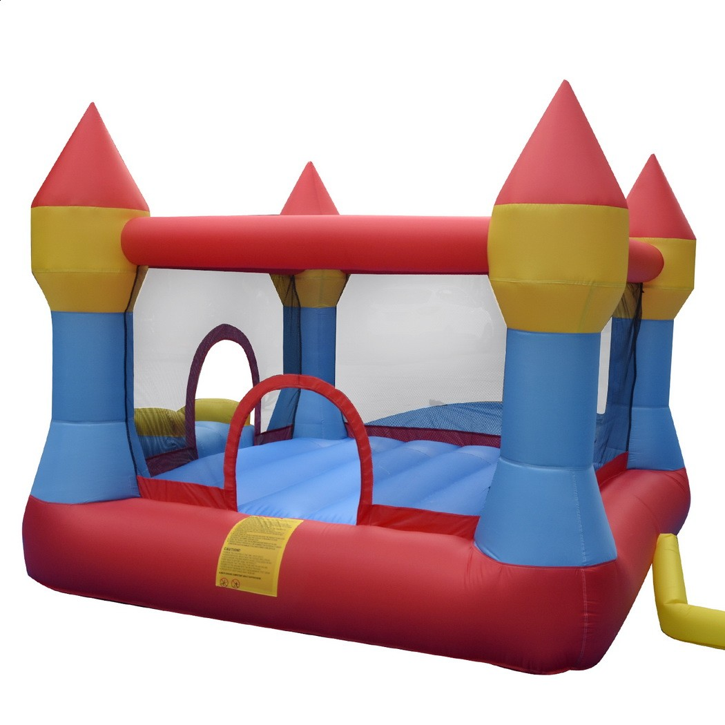 Archiner Trampoline Bounce House Inflatable Toys 2017 Kid Jumper Castle Bouncer Without Blower Free Shipping USA by UPS Inflable princess pvc commercial inflatable trampoline bounce house slide free air blower