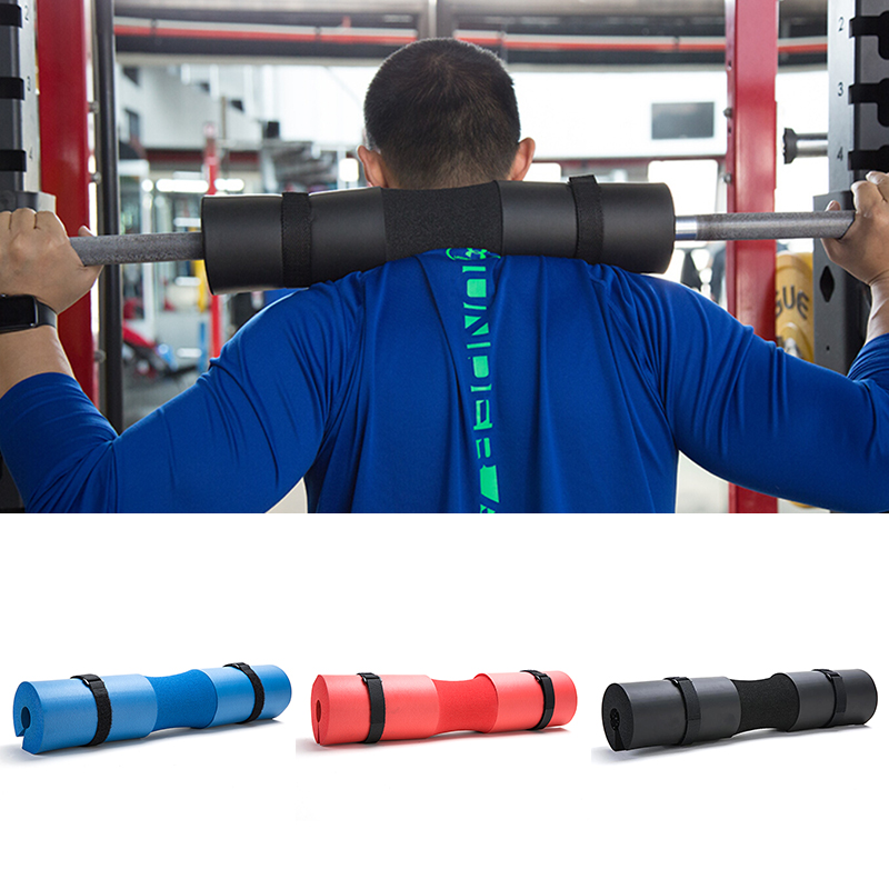 Fitness Barbell Squat Pad Weight Lifting Neck Shoulder Protective Pad For Olympic Bar Gym Lunges Bodybuilding Equipment 25