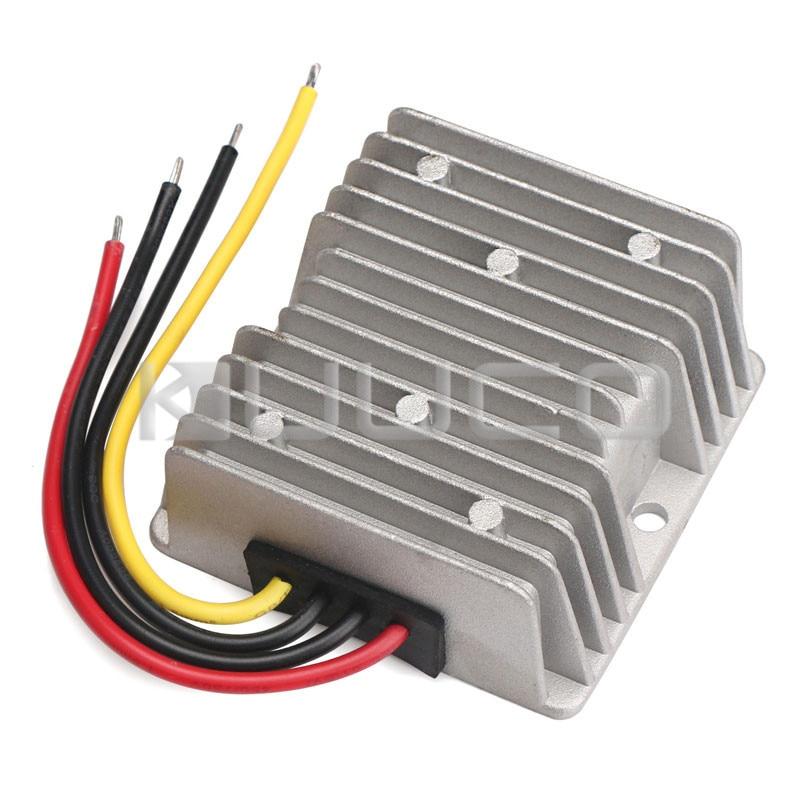 цена на 300W Adapter/Power Supply Module DC 30V~60V/ 48V to 12V 25A Buck Converter/DC 12V Voltage Regulator/Driver Module Waterproof