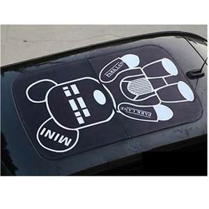 Image 5 - 23 Pattern Union Jack/Bear SunRoof Skylight Pattern Sticker For MINI COOPER F55 F56 F57 F60 R55 R56 R57 R58 R59 R60 R61 Stickers