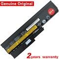 Calidad original nueva batería del ordenador portátil para ibm lenovo thinkpad r60 r60e R61 R61e R61i T60 T60p T61 T61p R500 T500 SL400 SL500 SL300