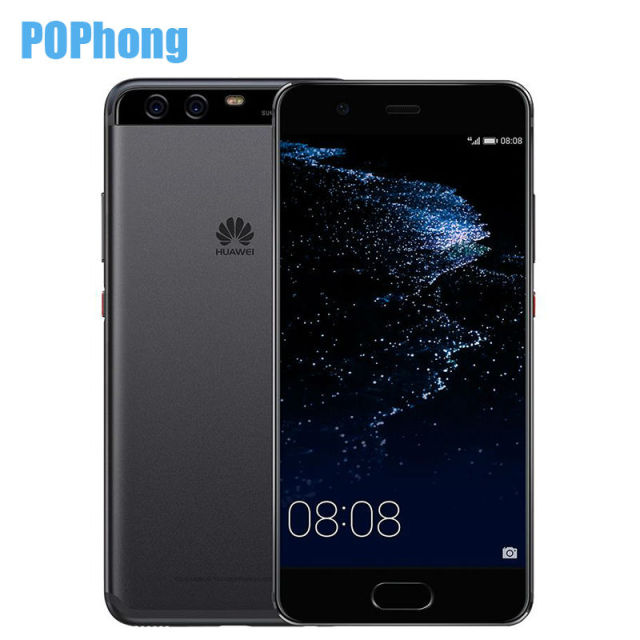 Origianl Huawei P10 Plus 5.5 Inch 6GB RAM 128GB ROM Color 20.0MP Smartphone Fingerprint ID Leica Camera kirin 960 Octa Core