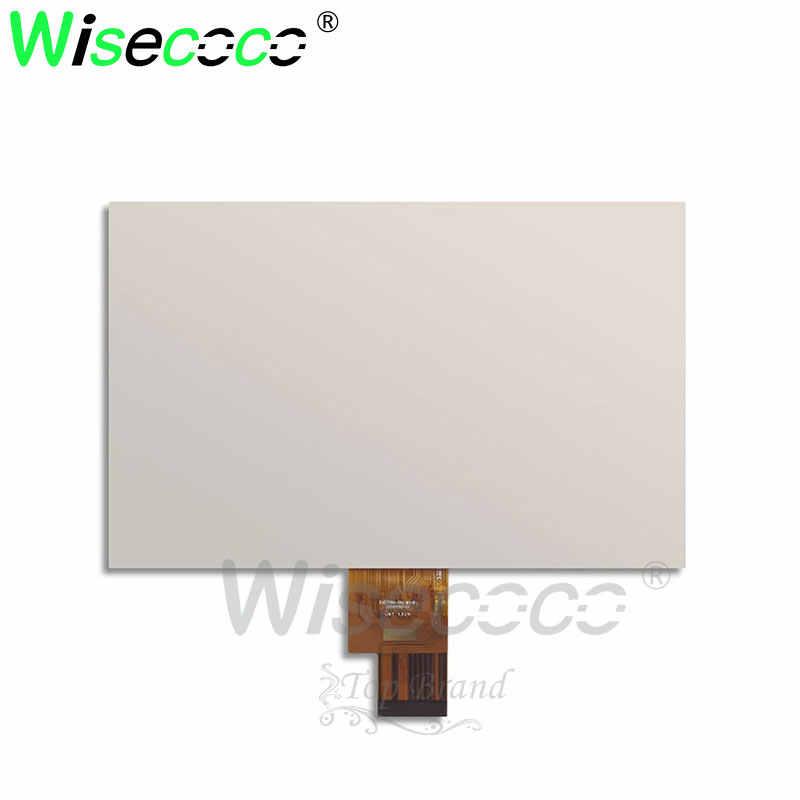 Wisecoco 7 Inche 1024*600 Màn Hình IPS Màn Hình Hiển Thị MÀN HÌNH LCD TFT Màn Hình EJ070NA-01J với Driver Điều Khiển Ban 2AV HDMI VGA cho Raspberry Pi