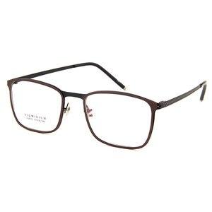 Image 4 - نظارة إطار معدنية ذات حافة كاملة من Gmei طراز LF2016 نظارات للنساء والرجال نظارات