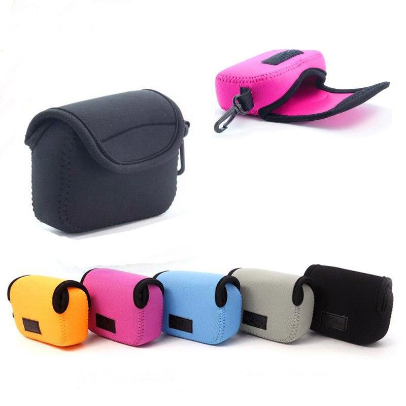 Neoprene Soft Camera case bag for Nikon coolpix A S9900S S9700S S9600 S9500 S9400 S9100 S9000 P330 P340 protective cover