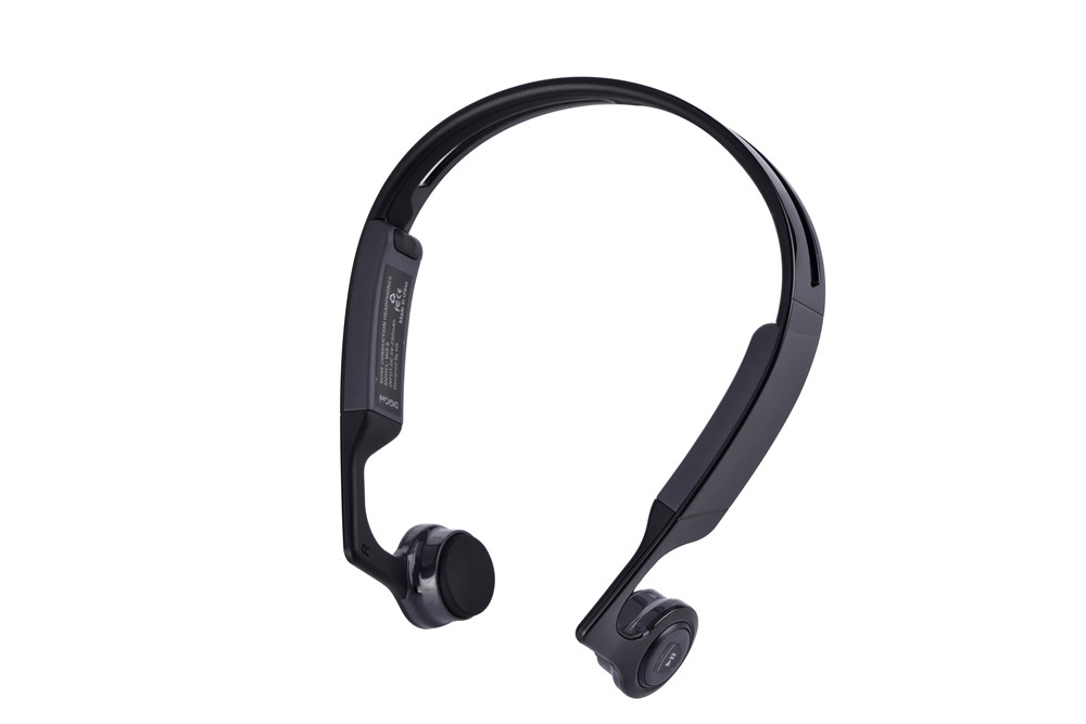 2017 mix8 Bone Conduction Headphone Bluetooth 4.1 Earphone Outdoor Sports Headsets Sweat-resistant Hands-free with Mic mix 8