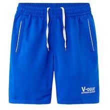 Хит, летние спортивные свободные шорты для бега, дешевые спортивные мешковатые шорты для фитнеса, бега, баскетбола, мужские шорты размера плюс