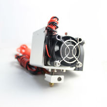 JGAURORA 3D Printer Extruder Set Reprap Prusa i3 Prusa i4 JGAurora A-3 Nozzle 0.4mm Filament 1.75mm MK8 Extruder Parts