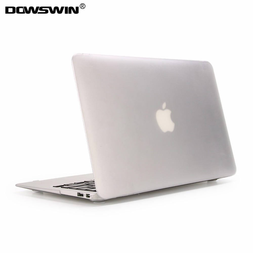 for macbook air 13.3 inch case,dowswin hard pc cover for macbook 11 12 13 15 air pro with retina display full protect with gift