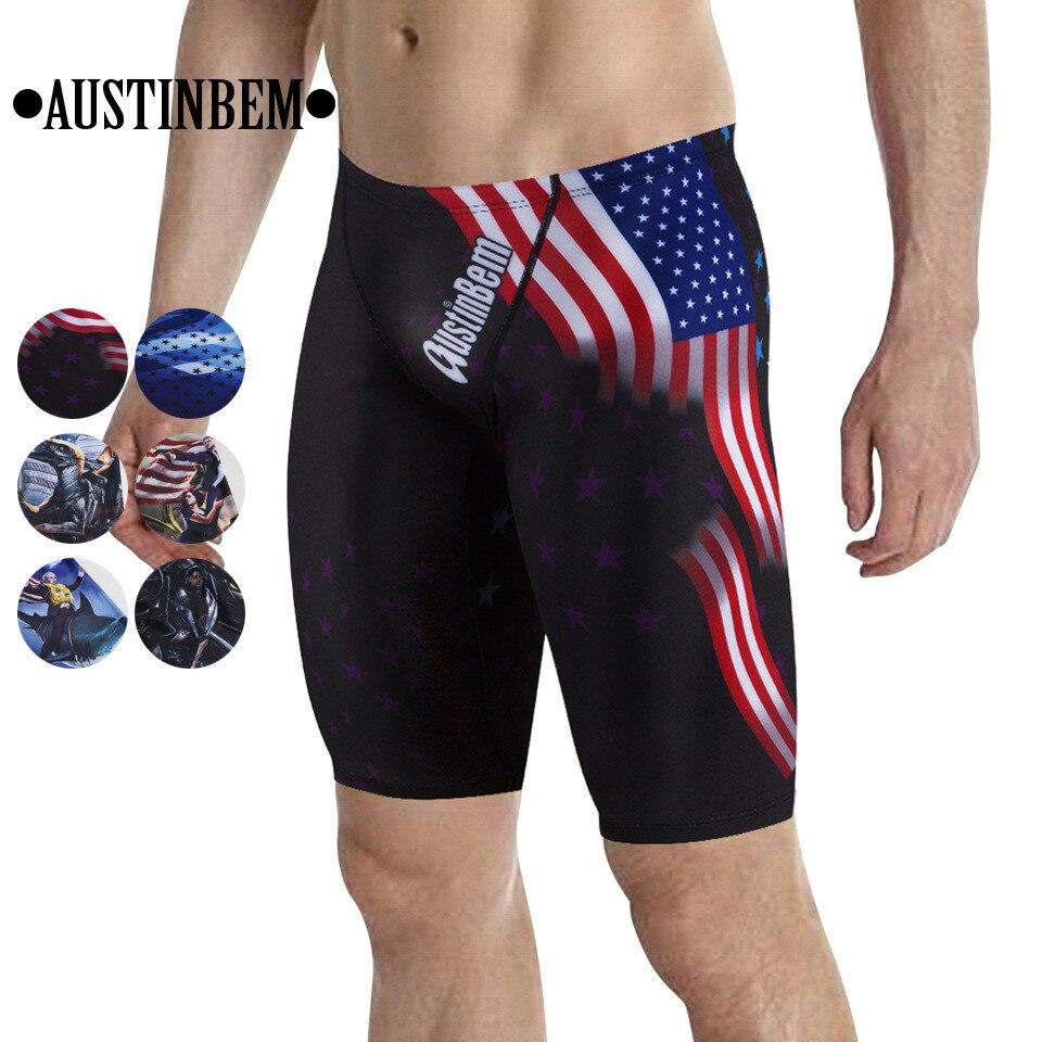 Brand Mens Sexy Swimming shorts Swimwear Trunks Swimsuits men Beach Shorts Swim boxer surf Boardshorts