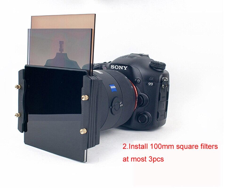 COKIN Filterset 58mm HOLDER type ADAPTER //// 58 mm halter halterung