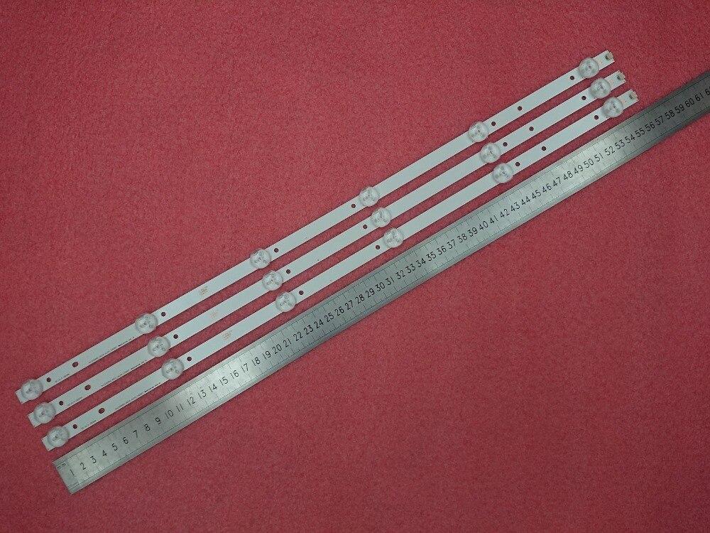 Nova 3 pcs * 6 LEDs 562mm tira retroiluminação LED de Substituição para 32 polegada LB-M320X13-E1-A-G1-SE2