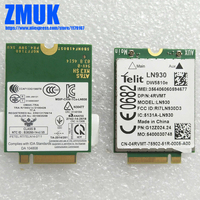Original Telit LN930 DW5810e M 2 NGFF 4G LTE DC HSPA WWAN Wireless Card DP N