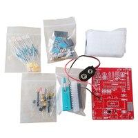 Practical DIY Mega328 Transistor Tester Capacitance Inductance ESR Meter Diode Triode