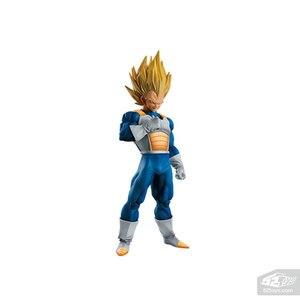 Image 2 - ขายDragon Ball Z Super Saiyan Vegeta BanprestoประติมากรรมBig Budoukai 6พิเศษ17Cm Action Figure