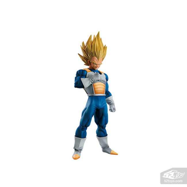 Image 2 - Vendita Calda di Dragon Ball Z Super Saiyan Vegeta Banpresto Sculture Grande Budoukai 6 Speciale 17 centimetri Action Figureaction figurevegeta banprestodragon ball -