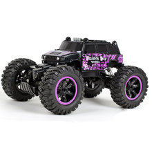 Hot RC Car 4WD 2.4G 4WD 4x4 Driving Rock Crawlers Car Double Motors Drive Bigfoot Cars Remote Control Model Off-Road Vehicle Toy все цены