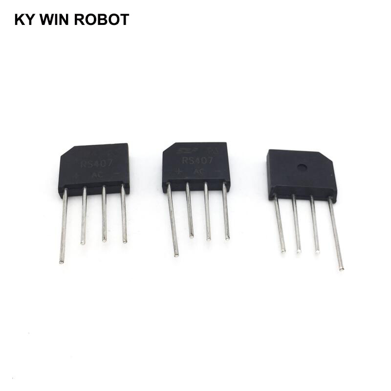 30PCS 1A 200V Diode 1N4003 IN4003 DO-41 Rectifie Diodes