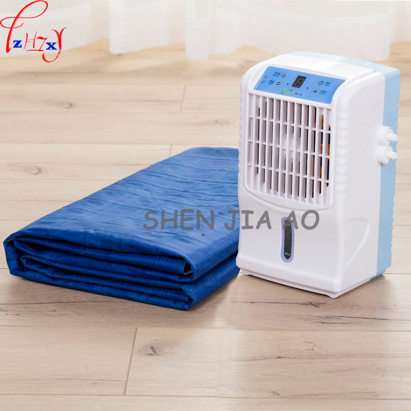 Mini Small Air Conditioning Water Air Cooler For Room Portable Cooling Fan Refrigeration Mattress Home 110V 220V Remote Control