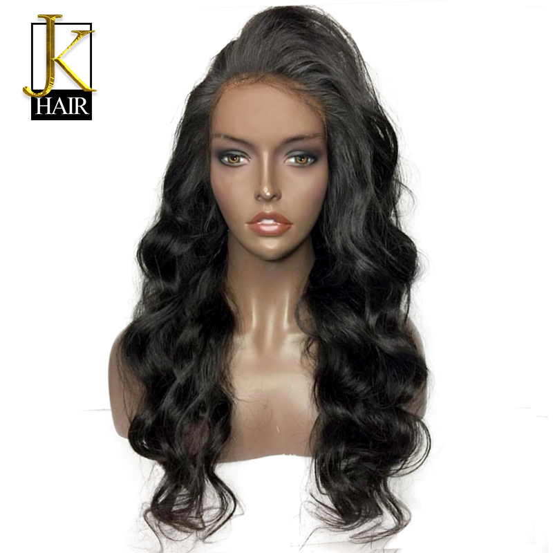 Hair Extensions & Wigs Human Hair Lace Wigs Inventive 360 Lace Frontal Human Hair Wigs For Black Women 8-24 Body Wave Brazilian Remy Hair Pre Plucked With Baby Hair Fuhsi Hair