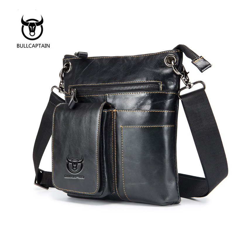 2018 Spring New Arrival Men's Messenger Bags For Men Zipper CrossBody Bag Men's Bag Shoulder Bags Business Casual Retro Handbags the rushed casual polyester unisex zipper solid soft new spring and summer 2017 leather bags bag shoulder messenger retro ms