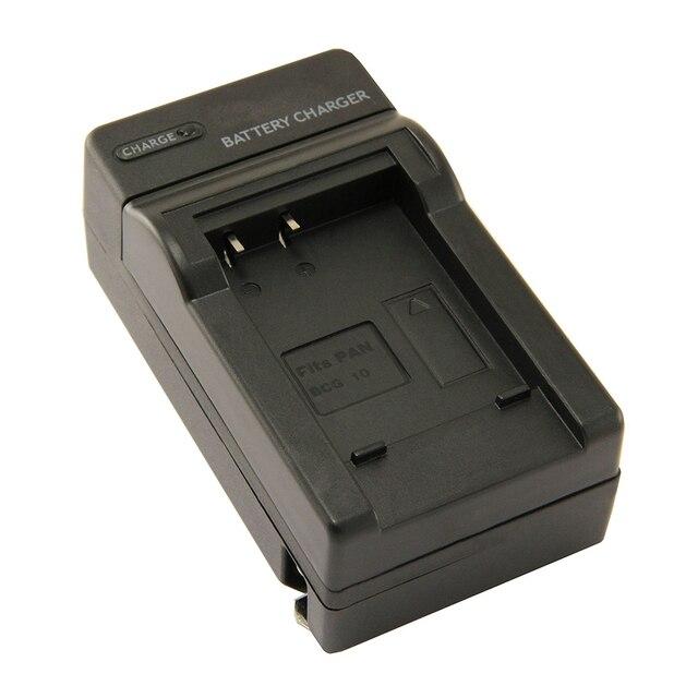 شاحن كاميرا رقمية DMW-BCG10PP-لباناسونيك لوميكس DMC-ZS7 ، DMC-ZS6 ، DMC-ZS10 ، DMC-ZS5 ، DMC-ZS3 ، DMC-ZS8 ، DMC-ZS1 ،
