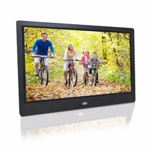 10 inch IPS screen picture player video player loop playback digital photo frame digital album support SD card or USB drive цена и фото