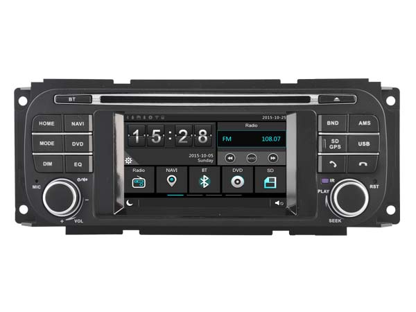 Car Gps Dvd Headunit Radio For Jeep Grand Cherokee 1999
