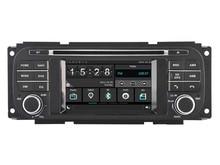 Автомобильный Gps Dvd Головного Устройства Радио для Jeep Grand Cherokee 1999-2004 Wrangler Свобода Радио DSP Навигации Рекордер Видео Стерео DVR 3 Г