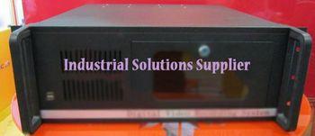 NEW 4U450B 4U industrial computer case server computer case 2 hard drive 450mm long