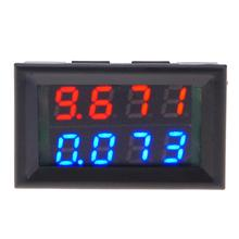 Buy wire gauge meter and get free shipping on aliexpress 028inch led digital voltmeter ammeter 2 wires dc 0 100v led four digits voltage greentooth Gallery