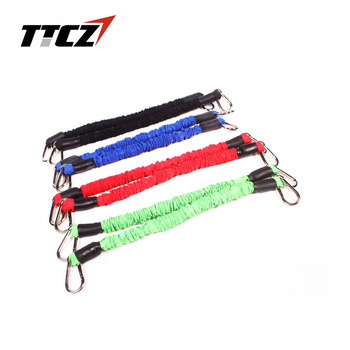 TTCZ Fitness Bounce Trainer Rope Resistance Band  Basketball Tennis Running Jump Leg Strength Agility Training Strap  equipment 2